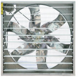 Push-pull Gongle ventilateur d'échappement du ventilateur de refroidissement du ventilateur de ventilation de la volaille
