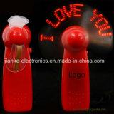 Mini-LED heller Ventilator der beweglichen Meldung-mit kundenspezifischem Firmenzeichen (3509)