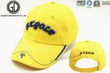 浮彫りにされたPolysnapのプラスチック刺繍の余暇はゴルフ帽を遊ばす