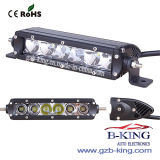 CREE superbe DEL Offroad Light Bar de Slim 7.5 Inch 30W