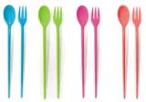 Baguettes multifonctions (cuillère, fourchette et baguettes)