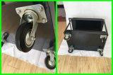 Хранения тележки инструмента 2 полок тележка обслуживания тележки стального общего назначения