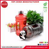 Bottiglia di acqua esterna di ginnastica di forma fisica di prezzi di fabbrica 1.89L con la protezione