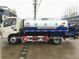 판매를 위한 Dongfeng 5000L 물 트럭 또는 작은 물 탱크 트럭 또는 뿌리기 트럭
