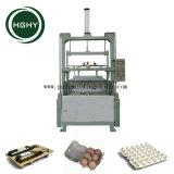 Hghy pequeña bandeja de huevos de pasta de papel semiautomática maquinaria