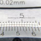 マイクロSmCoの磁石のブロック0.7*0.8*0.325 mmの高い等級