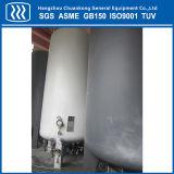 El nitrógeno oxígeno industrial argón CO2 de depósito de almacenamiento de líquidos criogénicos