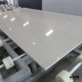 床タイルのための白い光っている設計された石造りの水晶平板