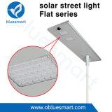 Luz de rua solar ao ar livre do diodo emissor de luz com lúmen elevado