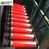 Telhas de aço Material Aço Prepainted cor RAL