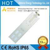 parede da segurança de 50W PIR que leve a luz de rua solar do diodo emissor de luz da lâmpada energy-saving ao ar livre