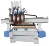 4 Spindles와 Multi Tools를 가진 Furniture Door CNC Router 기계장치를 만들기