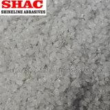 Les graines de soufflage de sable de l'alumine protégée par fusible blanche