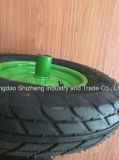 농장은 철 변죽을%s 가진 최신 판매 외바퀴 손수레 타이어 4.00-8를 도구로 만든다