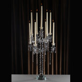 K9 Crystal Candle Holder con Competitive Price