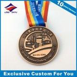 Medaille van het Metaal van de douane de Antieke