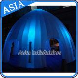 Ha annunciato la tenda gonfiabile esterna portatile della cupola del LED, arena gonfiabile della costruzione del negozio portatile dell'aria