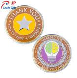 Personalizar colores creativos de alta calidad Prueba redonda Coin