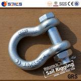 China que apareja el grillo de ancla caliente del tornillo de la galvanización