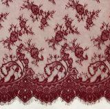 2018 новый дизайн вышивка кружевом по пошиву одежды
