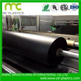 Uso de la película del vinilo del PVC para la cinta eléctrica, la cinta y el suelo, Wallcovering del aislante
