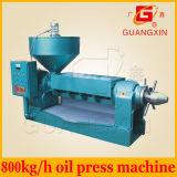 Expulsor de óleo de soja da marca Guangxin 20ton por dia com o Motor