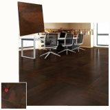 Mattonelle di pavimento di legno della plancia del fornitore di scatto del vinile cinese della serratura