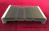 Dissipador de calor do alumínio da extrusão 6063 T5 T6 da venda da fábrica