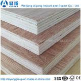 A madeira compensada comercial média elevada da mais má qualidade com melhor preço