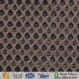 A1757 의복 가정 직물을%s 별 하늘 메시 직물 또는 Zfy에 의하여 뜨개질을 하는 폴리에스테 3D 메시 직물