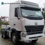 Sinotruck HOWO 420HP 371HP A7 원동기 헤드 트랙터 트럭