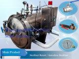 Réplica de rociado de agua esterilizador con 2 cestas de esterilización