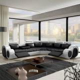 S749 populäres europäisches Designe Sofa mit Büffel-echtem Leder $696 nur