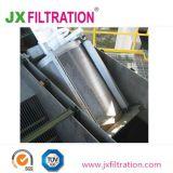 Filtro de Tela do balão inclinado para tratamento de água
