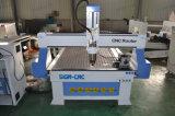 Eje 4 Router CNC máquina de carpintería en 3D con Rotary