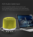 De MiniSpreker Bluetooth van de manier