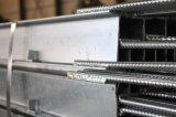 Heißes BAD galvanisierter Stahlkapitel-australischer Standard AS/NZS