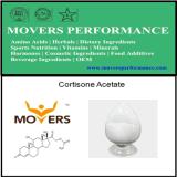 Acétate de cortisone de qualité avec le numéro de CAS : 50-04-4