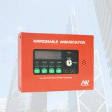 Constructeur de système d'alarme accessible de l'incendie 1-Loop