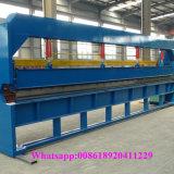 Máquina de dobra galvanizada da folha de metal