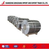 Lamiera di acciaio galvanizzata in bobina per materiale da costruzione