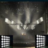 свет влияния Blinder матрицы пиксела цвета СИД CREE 25*10W белый