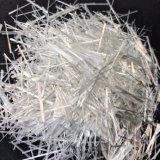 12mm de fibra de vidrio para refuerzo de mortero de hebra cortada