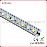 16W 최신 판매 12V 실내 LED 선형 세 배 증거 Auminum 단면도 지구 빛