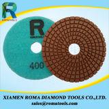 Полировка алмазов для влажной уборки с Romatools