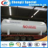 짐바브웨를 위한 액화된 Petroleum Propane Gas Storage Tank 20ton 50m3 LPG Gas Tank