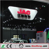 Novo Design Custom Outdoor ou Indoor Thermform LED Car Logo Light