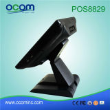 POS8829 Écran chaud 15 po en tout écran tactile POS / système POS / PC tactile / tout en un PC