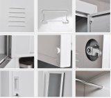 Kd Contruction 3 de Kast van het Ontwerp van de Garderobe van de Slaapkamer van Deuren