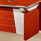 행정실 책상을 주문하기 위하여 제작되는 두목 책상 로그 색깔 두목 테이블
